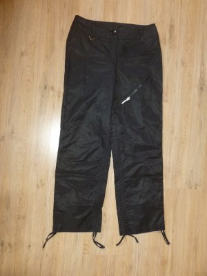 Airfield Jersey Pants black cotton