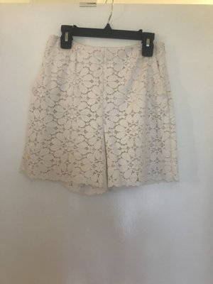 Hose aus spitze high waist