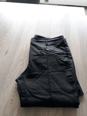 Opus Drainpipe Trousers black