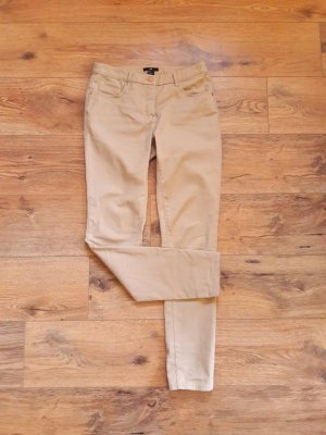 H&M Pantalon cigarette multicolore