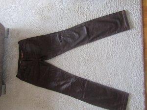 Blue Fire Pantalón marrón-coñac