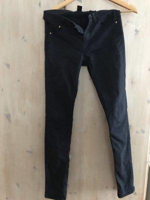 H&M Lage taille broek veelkleurig