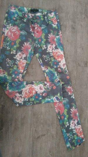 Hose Blumenmuster von Amisu