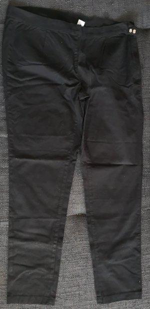 Hose, bpc, schwarz, Gr. 48