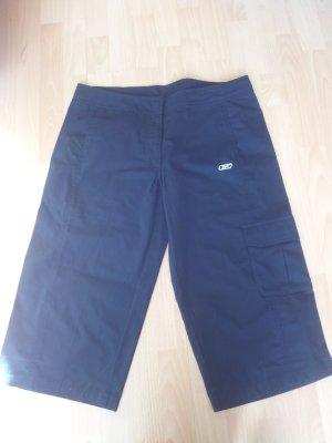 Hose Capri Shorts Bermuda Reebok schwarz Gr. 42