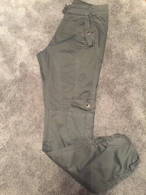 Cargo Pants green grey