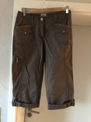 Cecil Pantalone a 3/4 marrone-marrone chiaro
