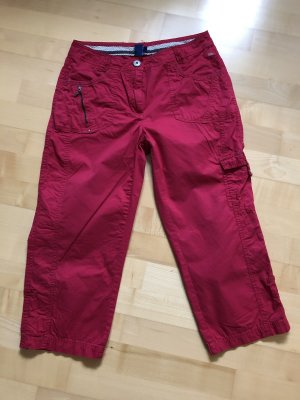 Cecil 3/4 Length Trousers raspberry-red-magenta