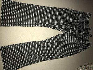 Amy Vermont Pantalon 3/4 noir-blanc