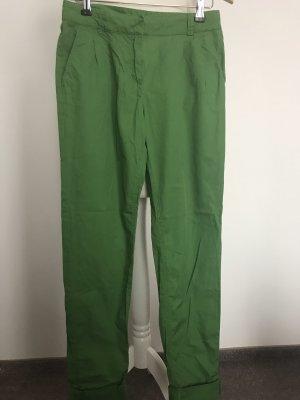 Esprit Pantalon chinos vert
