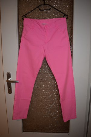 Hose, Chinohose in rosa/pink, Gr 170/XS