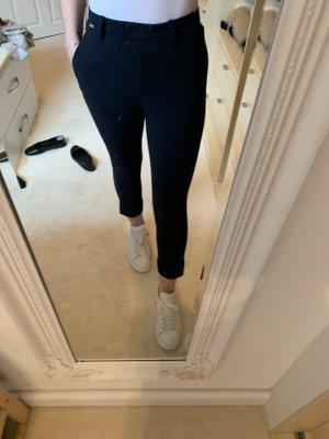 Cinque Pantalon 7/8 bleu foncé