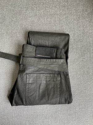 Comptoir des Cotonniers Drainpipe Trousers grey brown