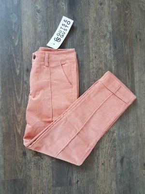 Pantalón de pana multicolor