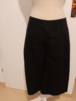 H&M Divided Pantalone culotte nero