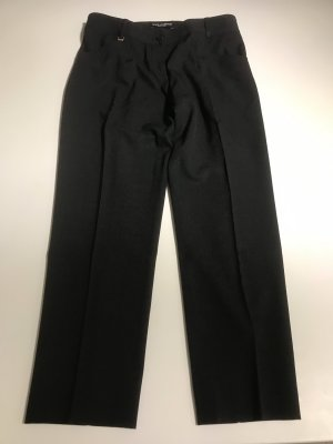 Dolce & Gabbana 7/8 Length Trousers dark grey
