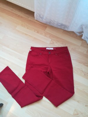 Q/S Trousers red