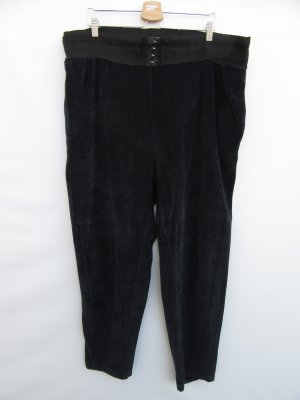 Vintage Pantalon chinos noir