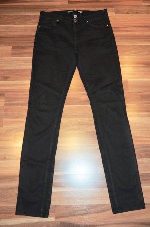 Sportmax Code Drainpipe Trousers black