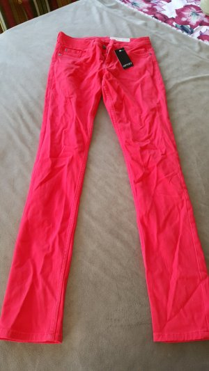 Esmara Pantalon strech rouge