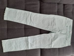Aniston Jersey Pants sage green
