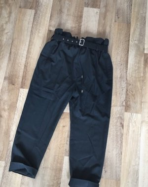 Diesel Black Gold High Waist Trousers black
