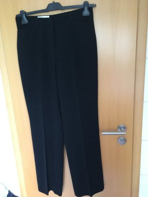 Gerry Weber Pleated Trousers black polyester
