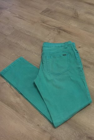 17&co Five-Pocket Trousers turquoise