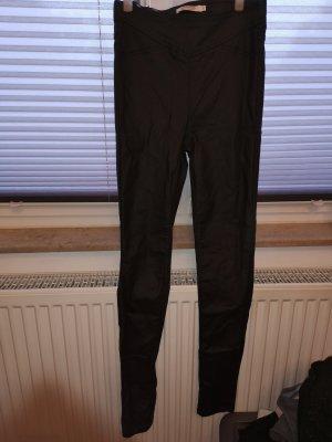 Clockhouse Hoge taille broek zwart