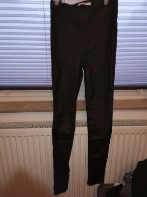 Clockhouse High Waist Trousers black