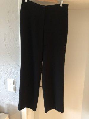 ae elegance Pantalón tipo suéter negro