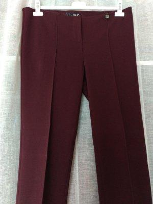 Liu jo Trousers blackberry-red