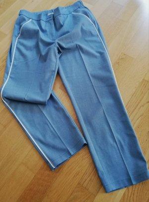 Hose ESPRIT in Hellblau mit weißen Gallonstreifen