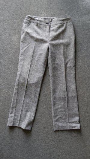 Savannah Pantalone a pieghe multicolore Tessuto misto