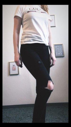 Tally Weijl Pantalone a sigaretta nero