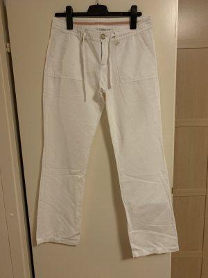Esprit Linen Pants white