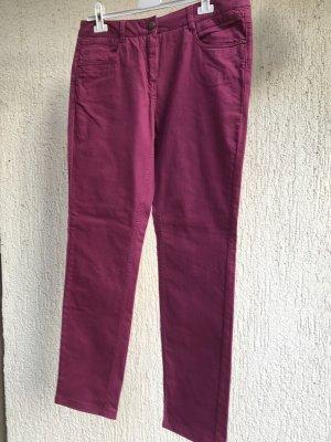 Saints Five-Pocket Trousers purple