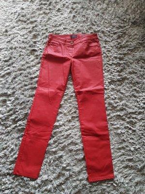 Gerry Weber Pantalone rosso Cotone