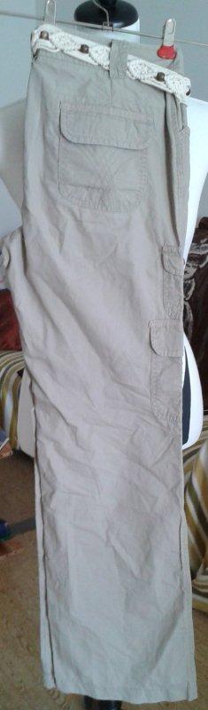 Esprit Pantalone boyfriend beige