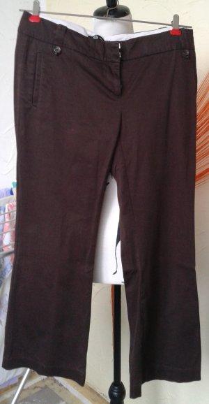 C&A Pantalone a vita bassa marrone
