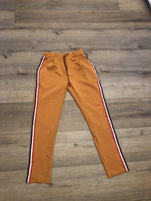 Topshop Pantalon bronze