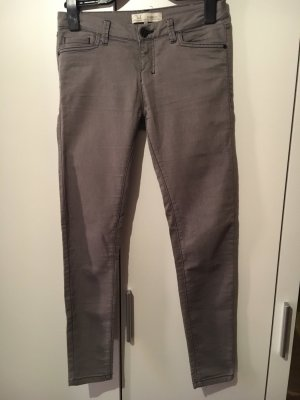 Clockhouse Drainpipe Trousers grey-light grey