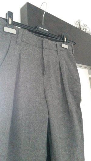 Strenesse Gabriele Strehle Pantalone di lana grigio chiaro