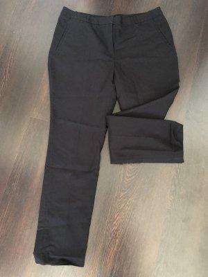 H&M Pantalon chinos noir