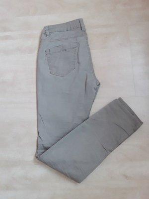 H&M Five-Pocket Trousers oatmeal