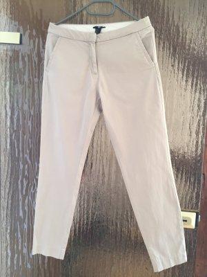 Hose H&M, Größe 38, beige