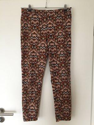 H&M Pantalón elástico multicolor