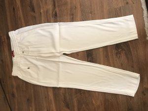 Hugo Boss Pantalone bloomers bianco