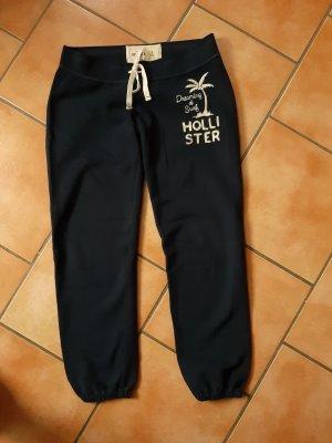 Hollister Sweat Pants dark blue