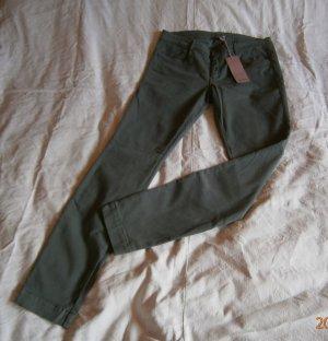 Hose im Jeans-Schnitt - neu - Gr. 40
